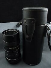 VIVITAR 70-150mm F/ 3.8 close focusing zoom lens for CANON FD mount camera