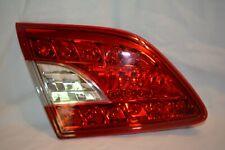 Used OEM 2015 NISSAN SENTRA Left Deck Lid Mounted Tail Light