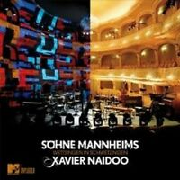 "SÖHNE MANNHEIMS & XAVIER NAIDOO ""MTV UNPLUGGED"" 2 CD"