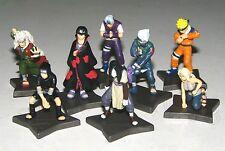 Bandai Naruto Full Color R Gashaopn figure (full set of 8 figures)