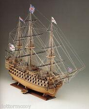 COREL SM23 BARCA Modello Nave da guerra VASCELLO britannico H.M.S. VICTORY 1:98