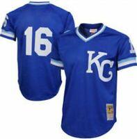 Kansas City Royals Bo Jackson Mitchell & Ness Batting Practice Jersey XL NWT