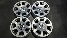 Orig Set 4x BMW 5er e60 e61 16 inch alloy rims 6762000 Wheels Styling 134