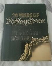 20 Years Of Rolling Stone, What A Long Strange Trip It's Been (Hardcover Book)