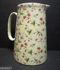 Heron Cross Pottery NAME IT YOUR SELF 4 Pint English Milk Jug very big (vase