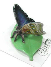"LC521 little Critterz  - Blue Morpho Butterfly named ""Venus"" (Buy any 5 get 6th"