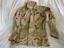 Movie Memorabilia ALLEGIANCE - National Guard Uniform Desert Fatigues - Sokoloff