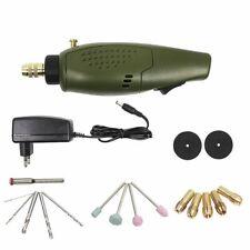 Mini Electric Drill Dremel Engraving Machine Tool Kit Woodworking Accessories