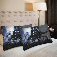 "Dark Vader Pillow Case 20""x 30"" One Side Print (Set of 2 Items)"
