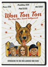 PRE ORDER: WON TON TON, THE DOG WHO SAVED HOLLYWOOD - DVD - Region 1 - Sealed