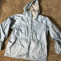 Burton Light Blue Snowboard Jacket Men's Size XL