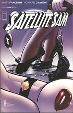 RARE! SATELLITE SAM #9 -  OUT - RECOMMENDED FOR MATURE READERS ONLY [IX]