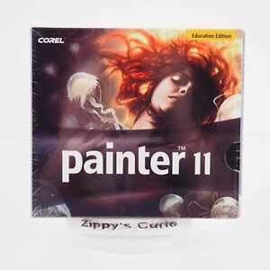 Corel Painter 11 Education Edition New and Sealed