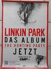 LINKIN PARK  ALBUM  2014     ORIGINAL POSTER     84 x 60 cm