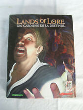 Lands of Lore 2 - Les gardiens de la destinées - box PC DOS Windows - COMPLET FR