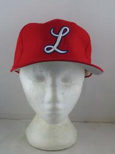 Louisville Redbirds Hat (VTG) - New Era Pro Model - Adult Snapback