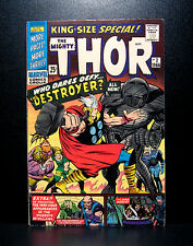 COMICS: Thor King Size Annual #2 (1966), 1st Wind Giants/Mt of Eternity app