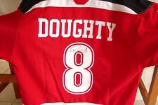 Drew Doughty Autographed atoMc® McDONALD'S Minor Hockey ATOM Jersey