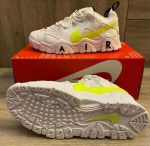 Nike Air Barrage Low Weiß/Gelb(CN0060-100) Gr.47 *Angebot*