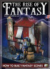 Accion Press-Euro Modelismo Publications- The Rise Of Fantasy