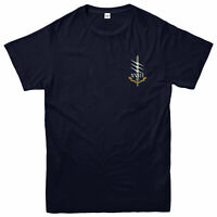 18 (UKSF) Signal Regiment Embroidered T-shirt, Royal Corps of Signals T-shirt