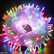 50M 250 LED Christmas Wedding Xmas Party Outdoor Decor Fairy String Light