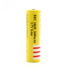 18650 Battery 3.7V 3600mAh BRC Rechargeable Battery Li-ion Lithium Cell UK Stock