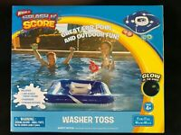 Wham O Splash N' Score Washer Toss Inflatable Pool/Lawn Game New FAST SHIPPING!!