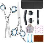 Hair Cutting Scissors Set Professional Barber Scissors Kit, for Home & Salon