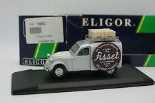 Eligor 1/43 - Citroen 2CV Furgone Fisset