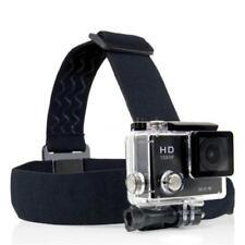 Head Strap Mount Belt Elastic Helmet Headband For GO PRO HD Hero 1 2 3 3+ 4 K2M8