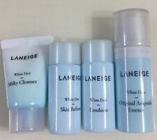 LANEIGE White Dew Milky Trial Kit 4items /Korea good price/ Sample