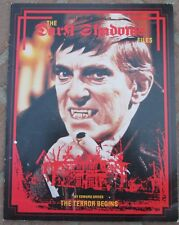 Dark Shadows Files Magazine The Terror Begins Edward Gross 1986 Barnabus Cover