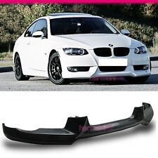 Fit 07-10 BMW E92 335i 328i Coupe 2DR PU Front Bumper Lip Bodykit ACS Style New