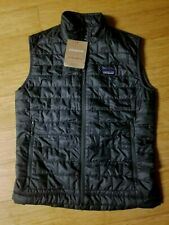 PATAGONIA NWT  Mens S/Small NANO PUFF VEST Forge Grey 100% Authentic 84242