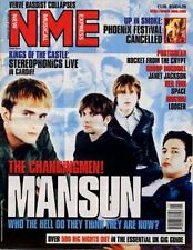 Mansun Portishead Crypt Mogwai Space Sterophonics Portishead Rocket From The mag
