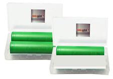 3 x Sony Konion 18650 VTC6 Li-Ion Akku 3,6V 3000 mAh Konion & Box für wismec RX