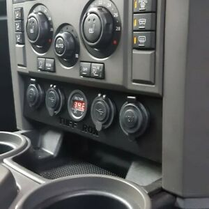 Land rover Discovery 3/LR3 2009 Front power output panel upgrade Tuff-Rok