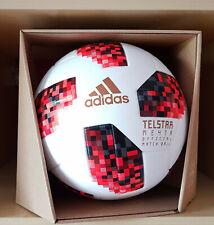 Adidas Matchball Telstar Meyta WM Russia 2018 Soccer Ballon Football Pallone - 1