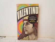 VALENTINO by Irving Shulman (Nazimova, THE SHEIK, Paramount Pictures, Natacha)