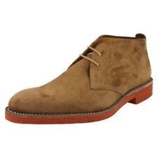 Calzado de hombre Loake color principal marrón de ante