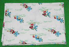 Kinder Bettbezug Bettwäsche Bettdecke Baumwolle 66 x 130 cm guter Zustand