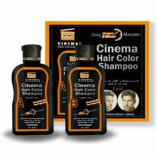 Cinema Hair Color Shampoo noir