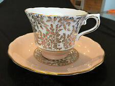 Royal Vale English bone china cup & saucer set
