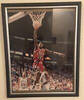 Michael Jordan Autographed 8x10 Photo No COA