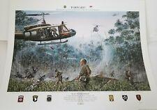 LEAVE NO ONE BEHIND - 17TH AIR CAVALRY  VIETNAM 1969 by Joe KLINE Medal of Honor
