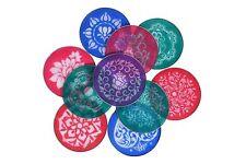 Rangoli  Round Stencils Pattern For Floor & Diwali Decoration Set of 6