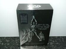 Star Wars (Original) Trilogy - 4-Disc Box Set DVD - VGC