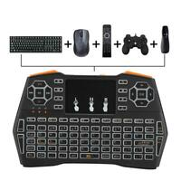 Mini Wireless Keyboard Mouse Remote Touchpad For PC Laptop Andriod TV Box Pad HA