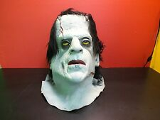 Don Post Illusive Concepts Frankenstein Mask Universal Monsters